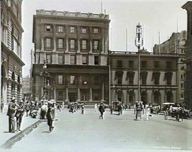 Historical 20th c - David jones head office australia ...